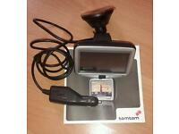 TomTom car navigation system Great Britain map SD