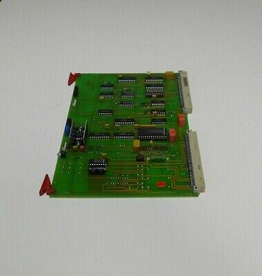Zeiss Coordinate Measuring Machine Board 608482-9222 Used Warranty