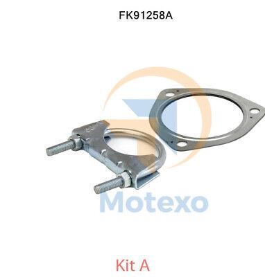 FK91258A Exhaust Fitting Kit for Petrol Catalytic Converter BM91258 BM91258H