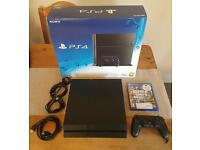 PS4 With GTA (Boxed)