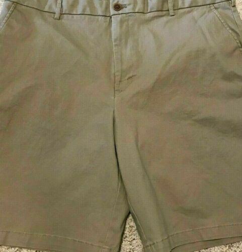 Izod Men`s  Flat Front Shorts-sz &colour Variety-nwt