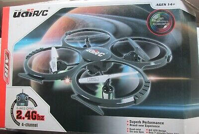 UDI RC U817A 4CH 6 Axis Gyro Quadcopter (Drone) With Camera