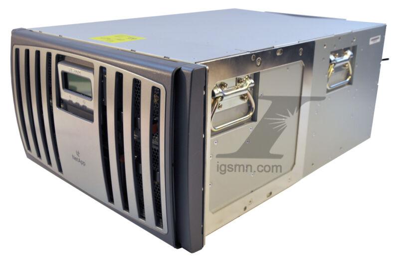 NetApp FAS6070 Filer Head Unit Data Storage