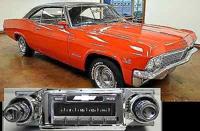 USA-630 II* 300 watt '65 Impala Bel Air AM FM Stereo Radio iPod USB Aux inputs