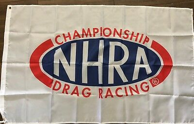 Drag Nhra Racing - NHRA DRAG RACING Flag 3x5 CHAMPION BANNER Garage Man Cave