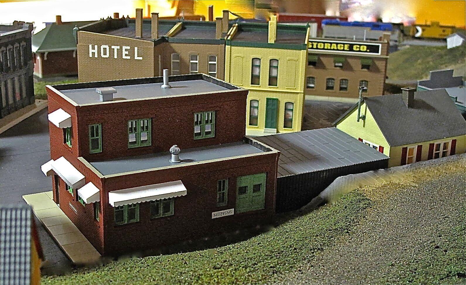 MODEL RAILROADS BY JOHN