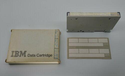 Vintage 1975 IBM 5100 Portable Computer Quarter in Cassette - IBM DEMO TAPE