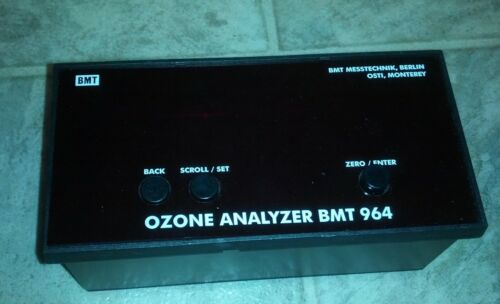 OZONE ANALYZER BMT 964 S/RD