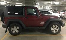 2008 Jeep Wrangler Hard Top - Quick sale as moving overseas. Zetland Inner Sydney Preview