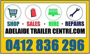 • NEW TRAILERS • HIRE • REPAIRS • SPARE PARTS • DIY KITS Burton Salisbury Area Preview