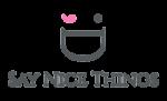 Say Nice Things Ltd