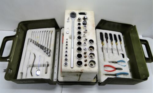 Aircraft Maintenance Powertrain Tower Tool Kit # W49238, NSN 5180-01-375-6928