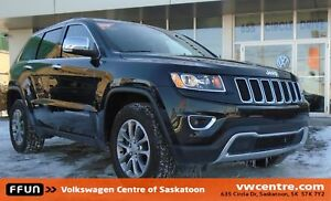 2016 Jeep Grand Cherokee Limited Navigation, Bluetooth, Push...