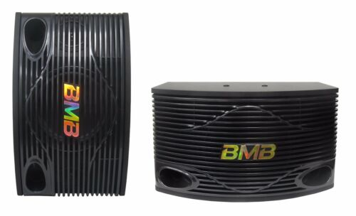 "BMB CSN-500 450W 10"" 3-Way Speakers (Pair)"