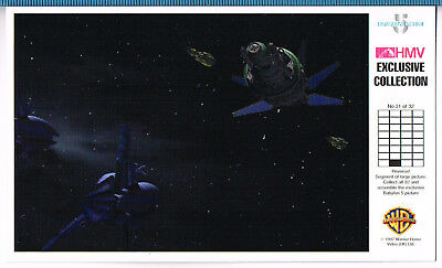 Spaceships Babylon 5 HMV Exclusive Card Collection No. 31