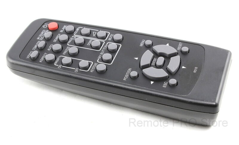DUKANE ImagePro 8958H-RJ 8959H-RJ 8791HW Projector GENUINE Remote Control