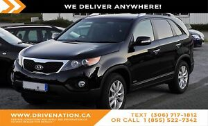 2011 Kia Sorento LX V6 PST PAID**GREAT FOR FAMILIES**GREAT FO...