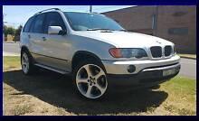 BMW X5, der SchnellWagon! Sunroof, Pirellis, from $52 week TAP!* Braybrook Maribyrnong Area Preview