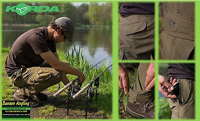 Korda Combat Trousers *NEW* Korda Kombat Carp Fishing Clothing