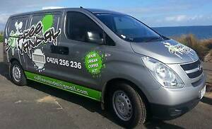 Mobile Coffee Van - Looking for a quick sale! Black Rock Bayside Area Preview