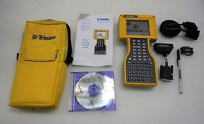 Trimble 45268-50 Tsce Data Collector Field Controller W Accessories Powers Up