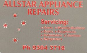 Allstar Appliance Repairs Joondalup Joondalup Area Preview