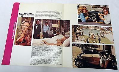 1970 distributors film promo ~ HELLO-GOODBYE ~ Michael Crawford
