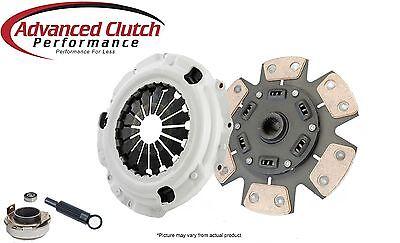 6 Puck Clutch Kit - ACP 6-PUCK SPRUNG DISC CLUTCH KIT Fits 94-01 INTEGRA ALL SERIES HYDRO TRANS RACE