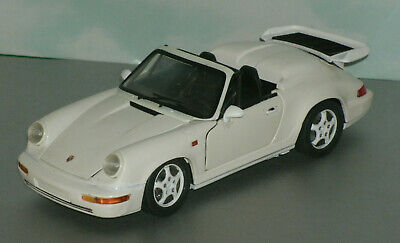 1/18 Scale Porsche 911 964 - Custom Made Turbo Speedster Style Diecast Model