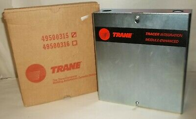Trane Tracer 100 1000 Family Integration Relay Module Enhanced Tim-e 4950-0315