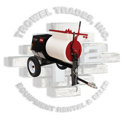 Toro 60221 Ultramix Mmx-858k-p Stone 855pm Mortar Mixer 9.5hp Kohler Poly Drum