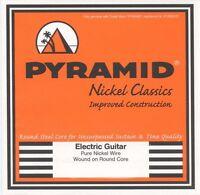 Pyramid Nichel Classici Pure Round Core Chitarra Corde Set Per Elettrica -  - ebay.it