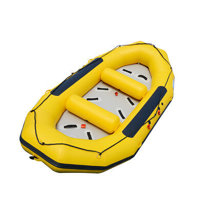 BRIS 1.2mm 12ft Inflatable White Water River Raft Inflatable