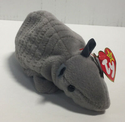 TANK THE ARMADILLO STYLE 4031 BEANIE BABY W/ TAG ATTACHED  TY 1995 for sale  Pittsburgh