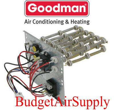 Goodmanamana Hkr15c 15kw 51150 Btu Heat Strip Heater Coil- With Breaker