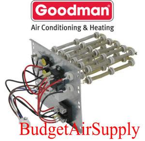 Goodman/AMANA  HKR10  10kw (34,100 BTU) Heat Strip -Heater Coil- (NO BREAKER)
