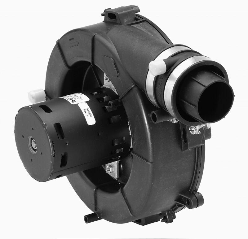 Lennox Furnace Draft Inducer Blower 115V (46087-001, 45037-1P) Fasco # A202