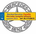 nieuwste Mercedes CD DVD navigatie Comand Audio 50 Aps 2017