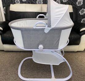 Purflo breathable bassinet