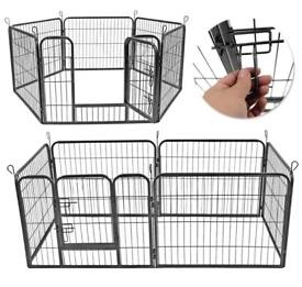 Pet Play Pen - Extra Large and Heavy Duty