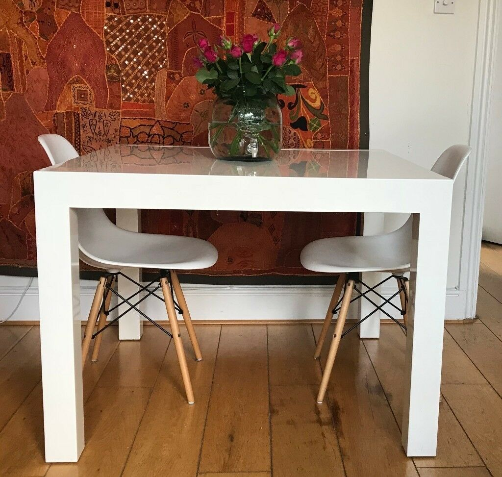 Bramante Square Extending Dining Table White From Made 4 Chairs