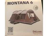 Outwell Montana 6 person deluxe tent