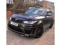Aspire Unique Luxury Range Rover Car Hire | Prom | Wedding | Corporate - SHORT TERM OFFER FOR PROM