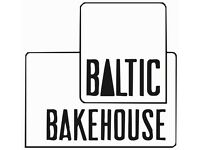 Full time Chef for city centre bakery no evenings required