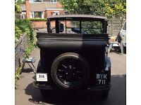 1935 Austin Heavy 12/4 London Taxi