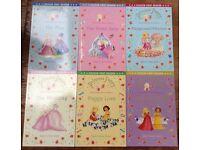 Princess Poppy Books x 6