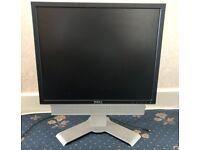 """Dell 19"""" Monitor with Sound bar"""