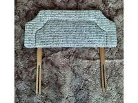 Bespoke single bed headboard