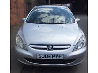 Peugeot 2005 Peugeot 2005 silver colour silver colour 1.3 petrol 1 lady owner full service history