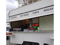 Burger van walkerville industrial estate colburn
